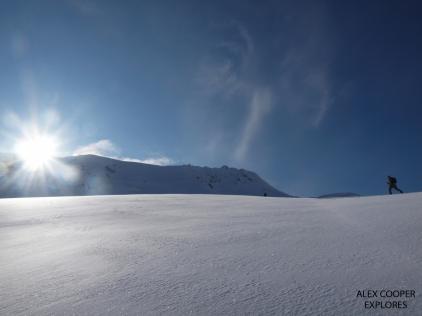Mount Begbie, Revelstoke