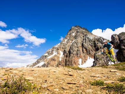 Mount Cartier, Revelstoke