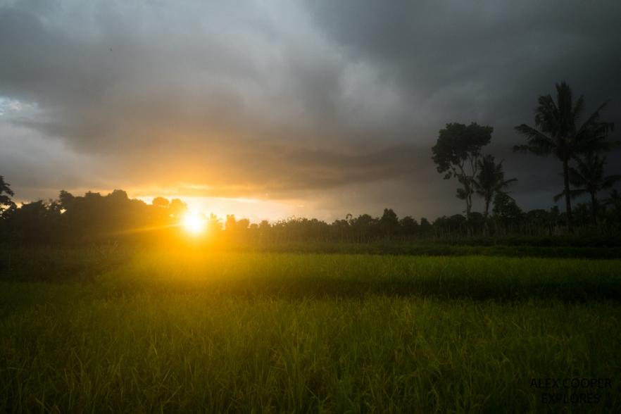 Tetebatu, Lombok, Indonesia