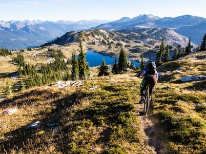 Joss Peak trail