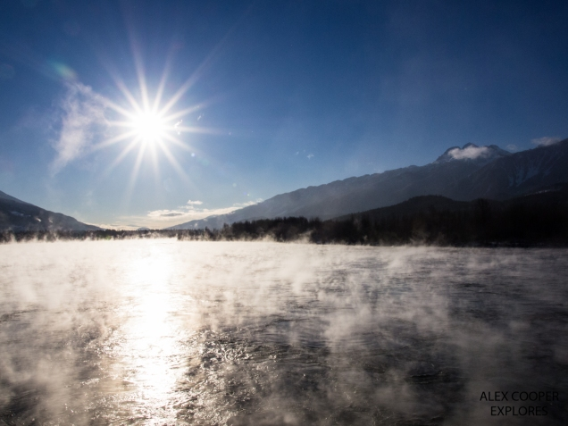 Cold Columbia River, Revelstoke