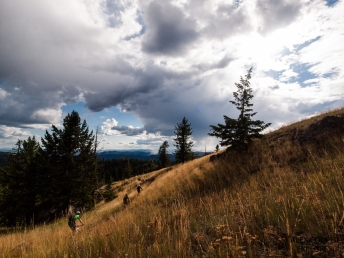 Seven Summits Trail, Rossland