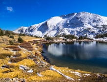 Mono Pass - Yosemite National Park