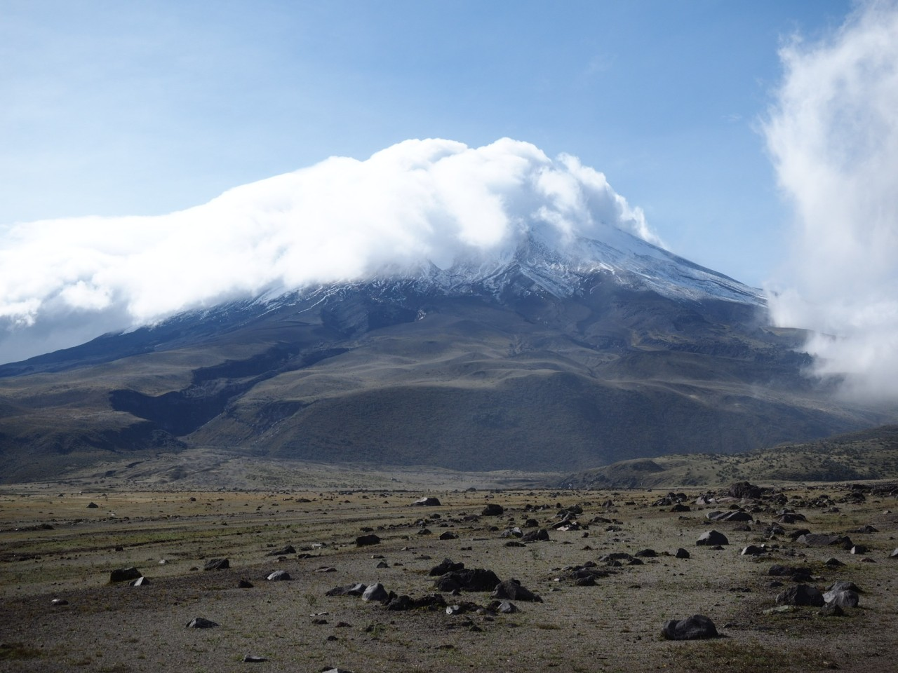From sea level to 5,000 metres: Quito to Cotopaxi