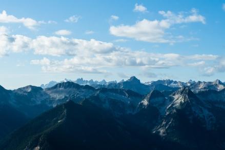 The Valhalla Range.